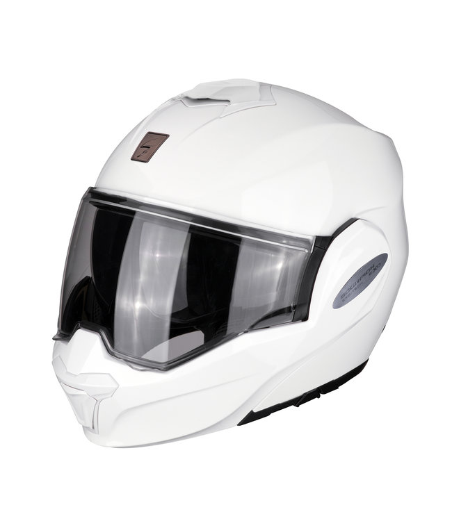 Scorpion EXO-TECH SOLID WHITE