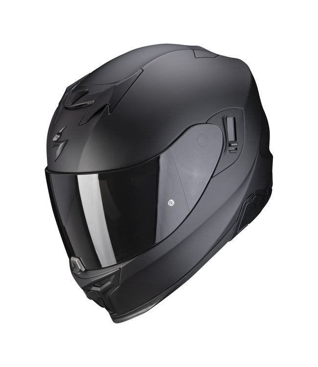 Scorpion EXO-520 AIR SOLID MATT BLACK