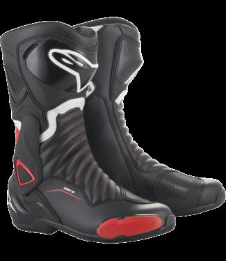 Alpinestars SMX-6 V2 BLACK RED