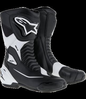 Alpinestars SMX S BLACK WHITE