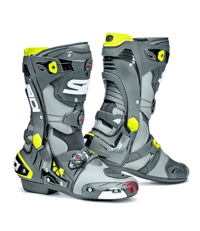 Sidi REX GREY BLACK  YELLOW FLUO