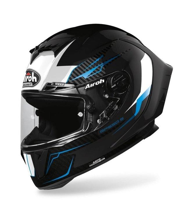 AIROH GP 550 S VENOM BLACK GLOSS
