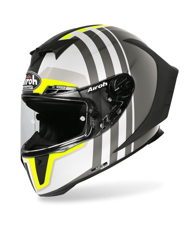 AIROH GP 550 S SLYLINE BLACK MATT