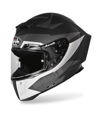 AIROH GP 550 S VEKTOR BLACK MATT