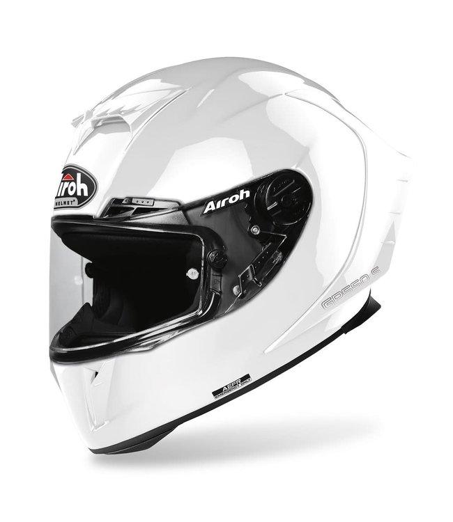 AIROH GP 550 S WHITE GLOSS