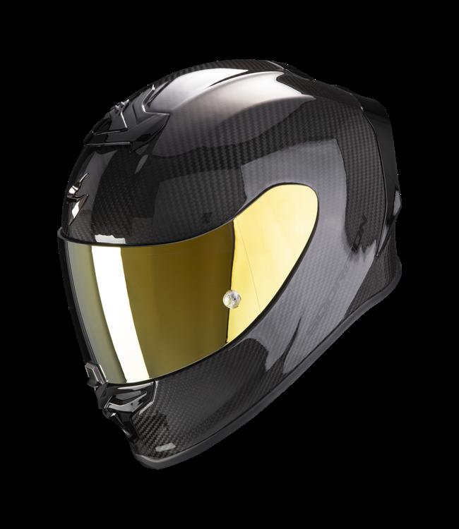 Scorpion EXO-R1 CARBON AIR SOLID BLACK