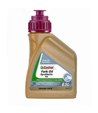 CASTROL Fork Oil Synthetic 5W 500 ml