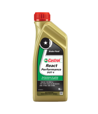 CASTROL BRAKE FLUID REACT PERFORMANCE DOT 4 1LTR
