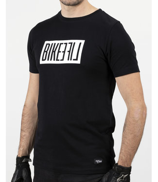 Full Slick Apparel BIKELIFE T-SHIRT BLACK