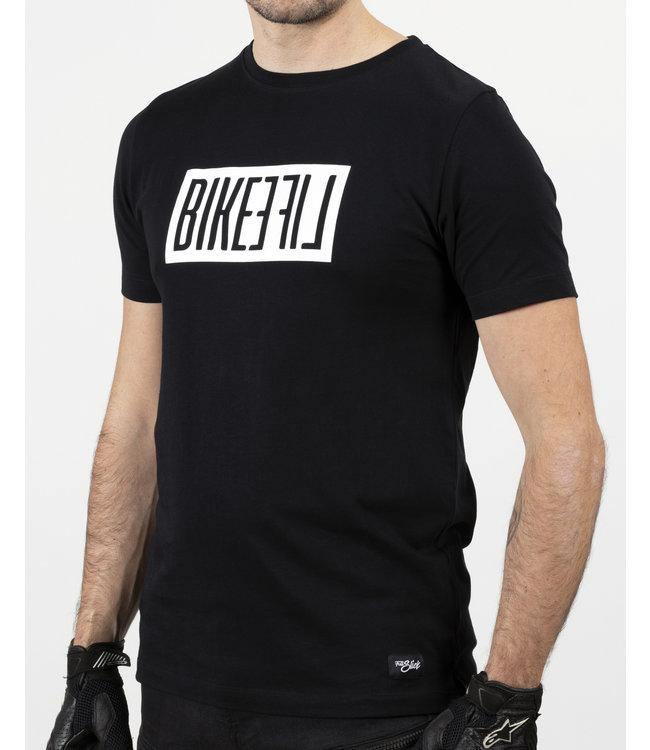Full Slick Apparel BIKELIFE T-SHIRT BLACK