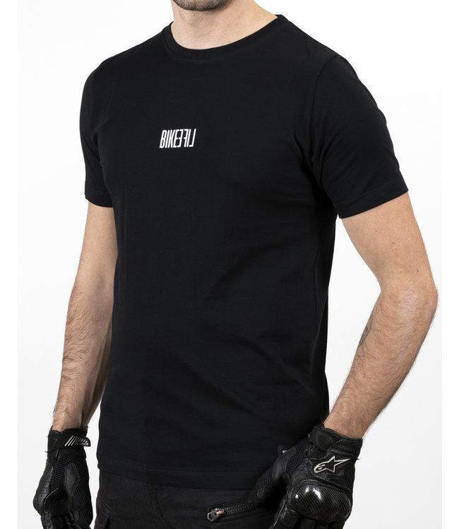 Full Slick Apparel BIKELIFE  V3 T-SHIRT BLACK