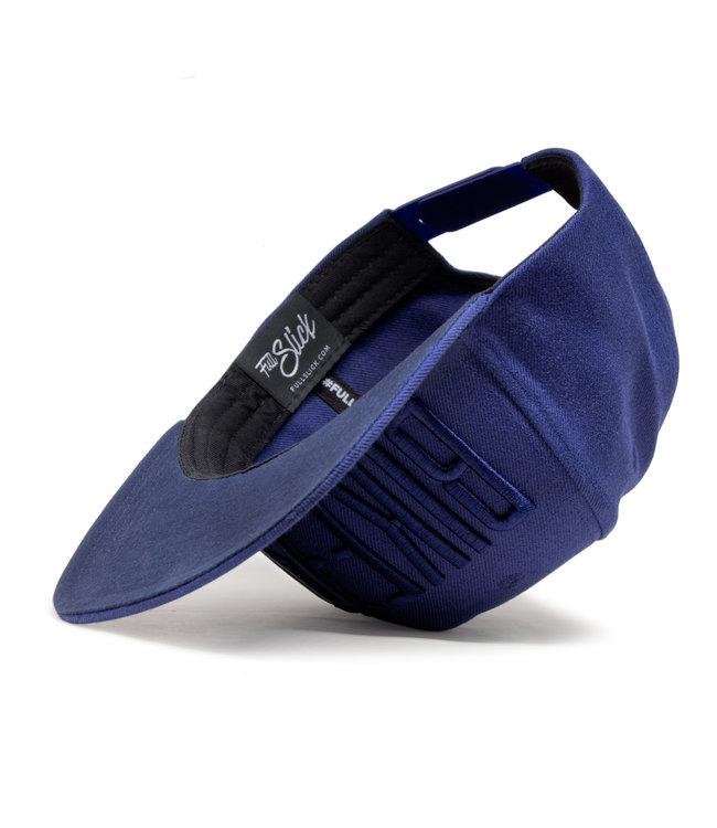 Full Slick Apparel BIKELIFE CAP NAVY