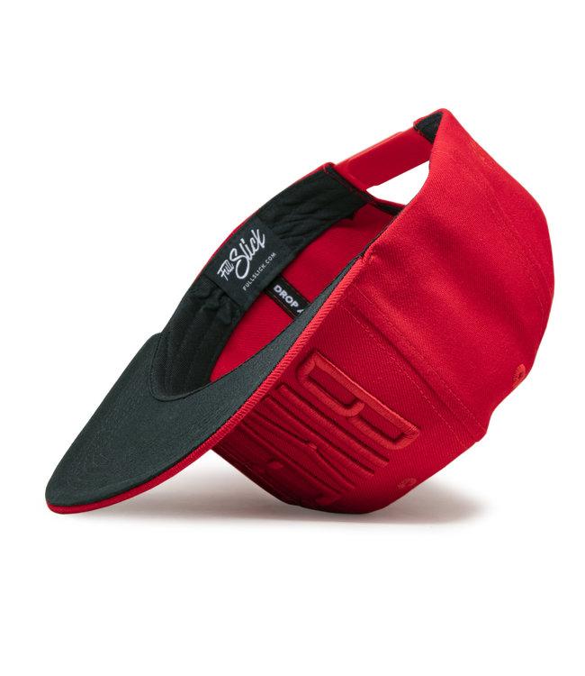 Full Slick Apparel BIKELIFE CAP RED