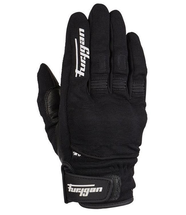 Furygan GLOVE LADY JET D3O BLACK WHITE