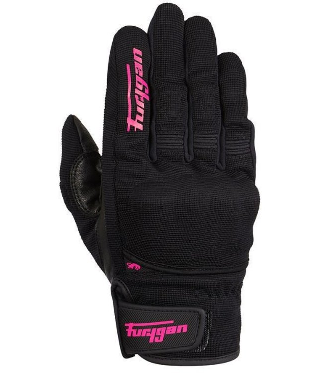 Furygan GLOVE LADY JET D3O BLACK PINK