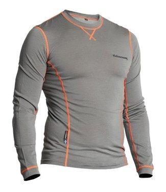 Halvarssons Halvarssons Light Wool Sweater Grey