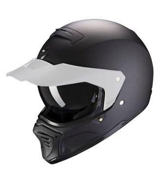 SCORPION EXO-HX1 peak visor white