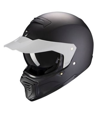 SCORPION EXO-HX1 peak visor cement grey