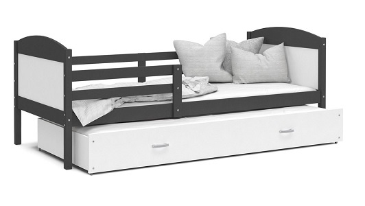 1 persoons bed opbergruimte