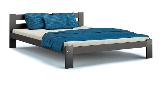 2 persoonsbedden met matras