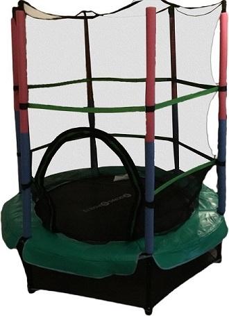 Kleine trampolines