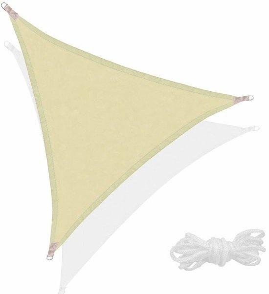 Schaduwdoek driehoek