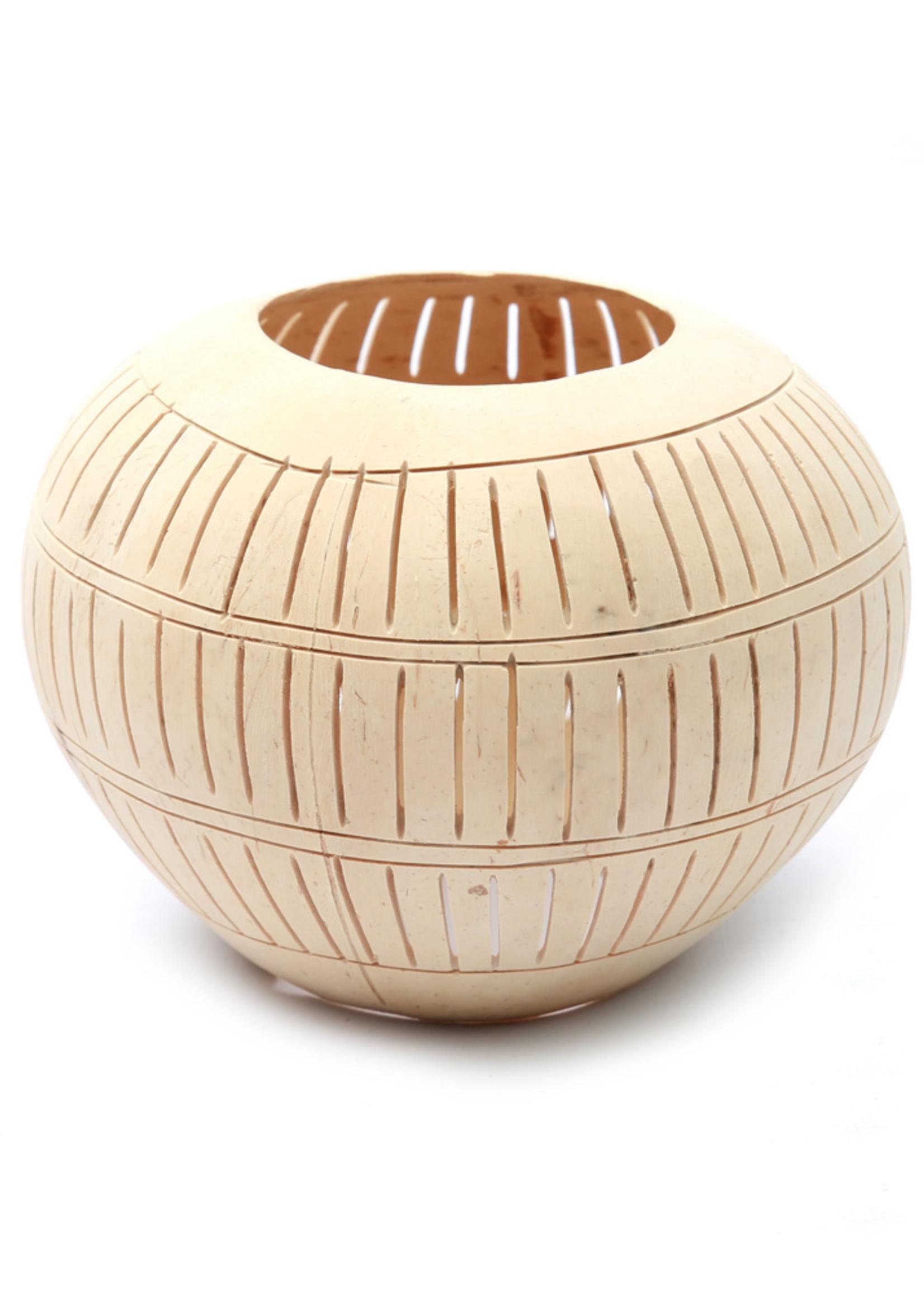 The Coconut Stripe I - Natural