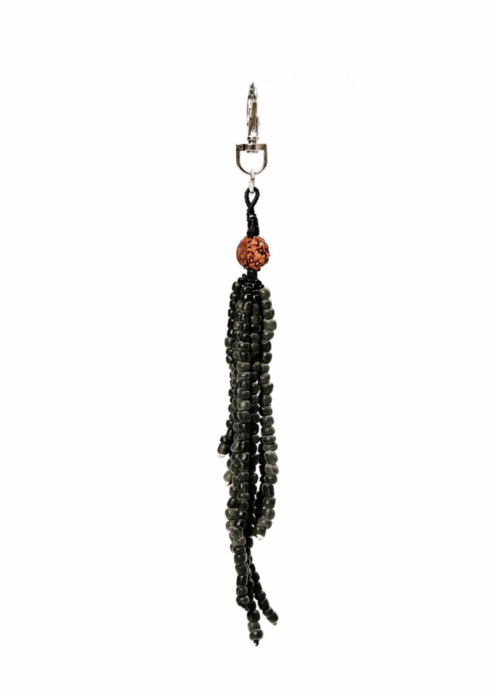 The Lava Stone Keychain