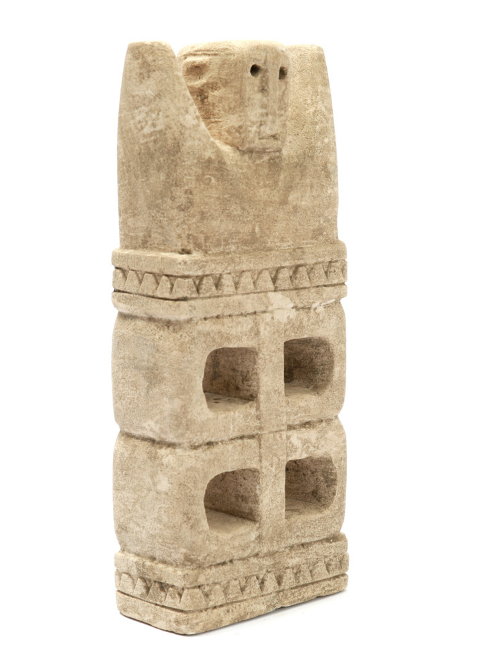 Sumba Stone Statue #01 - Natural