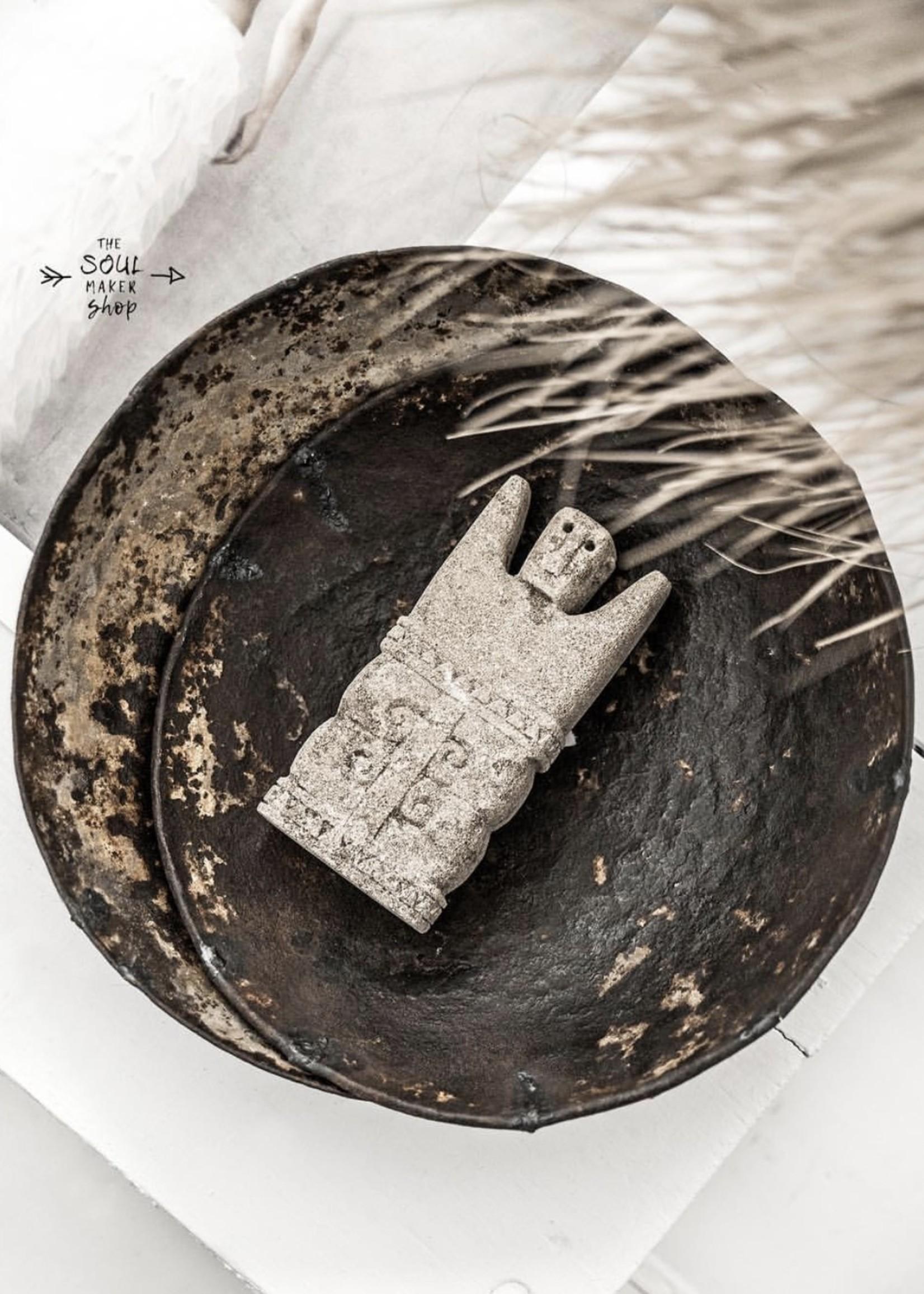 Sumba Stone Statue #02 - Natural