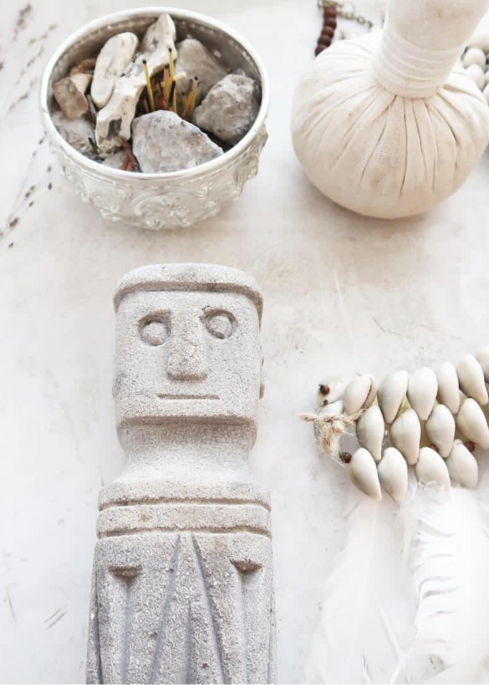 Sumba Stone Statue #03 - Natural