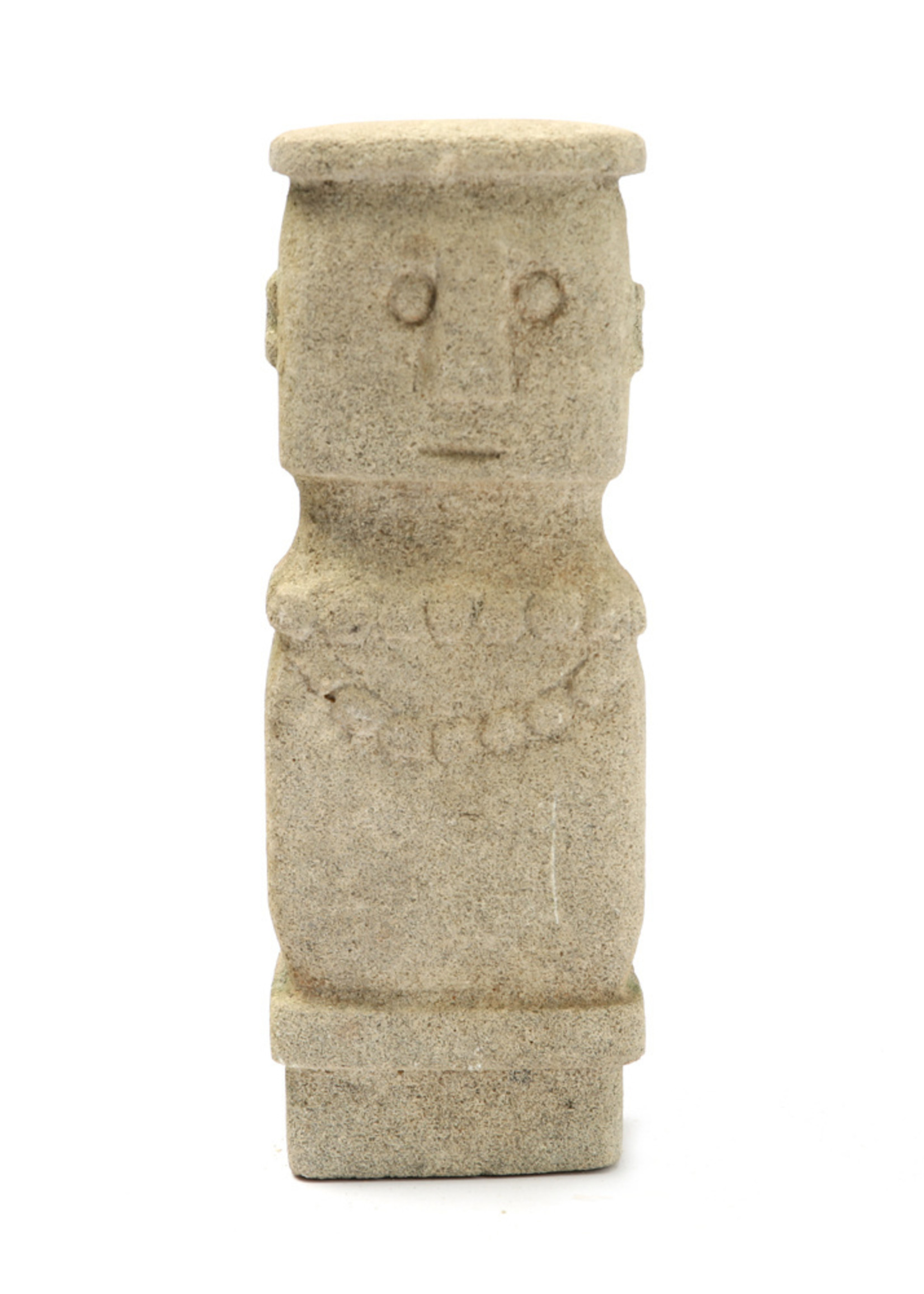 Sumba Stone Statue #05 - Natural