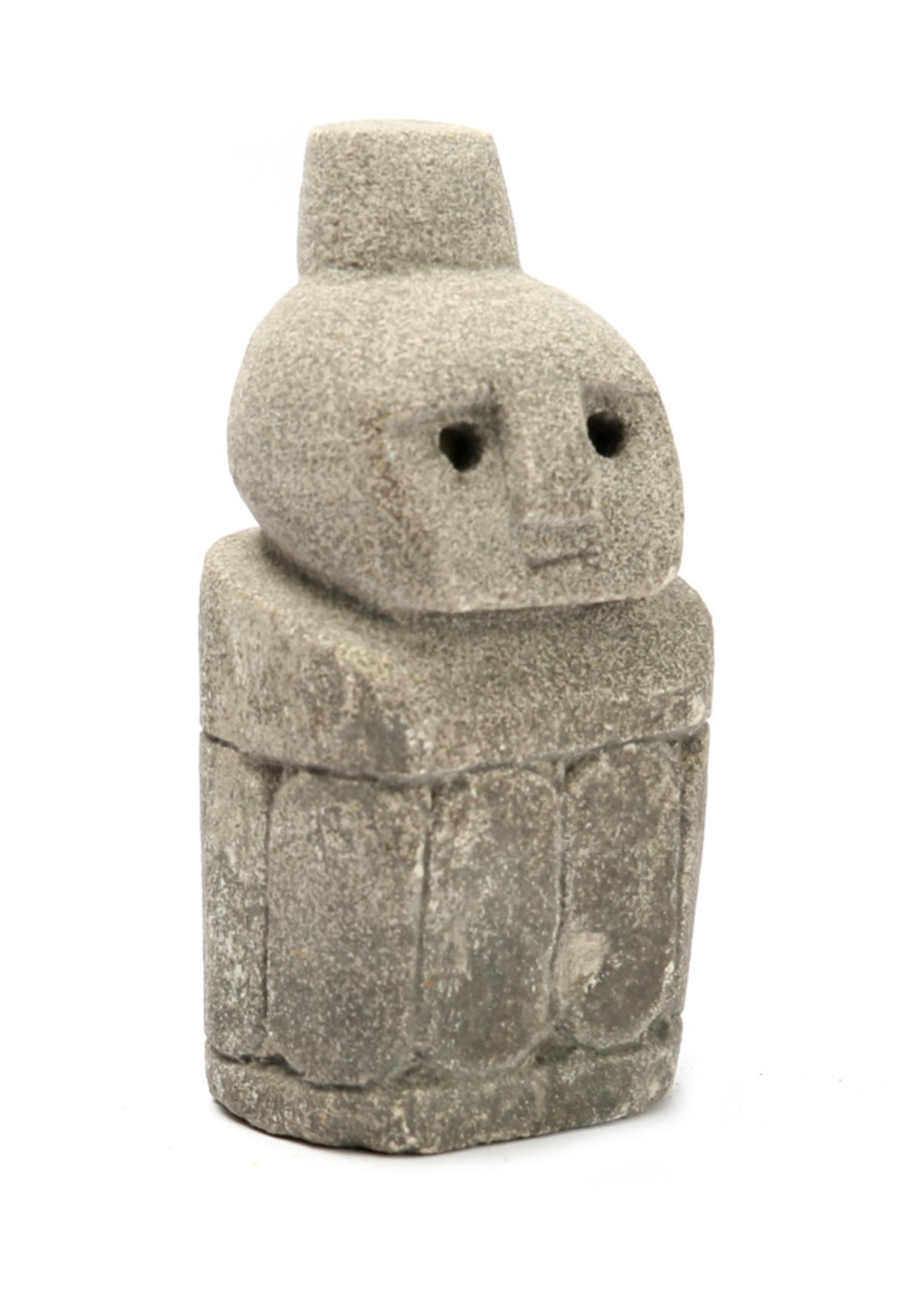 Sumba Stone Statue #07 - Natural