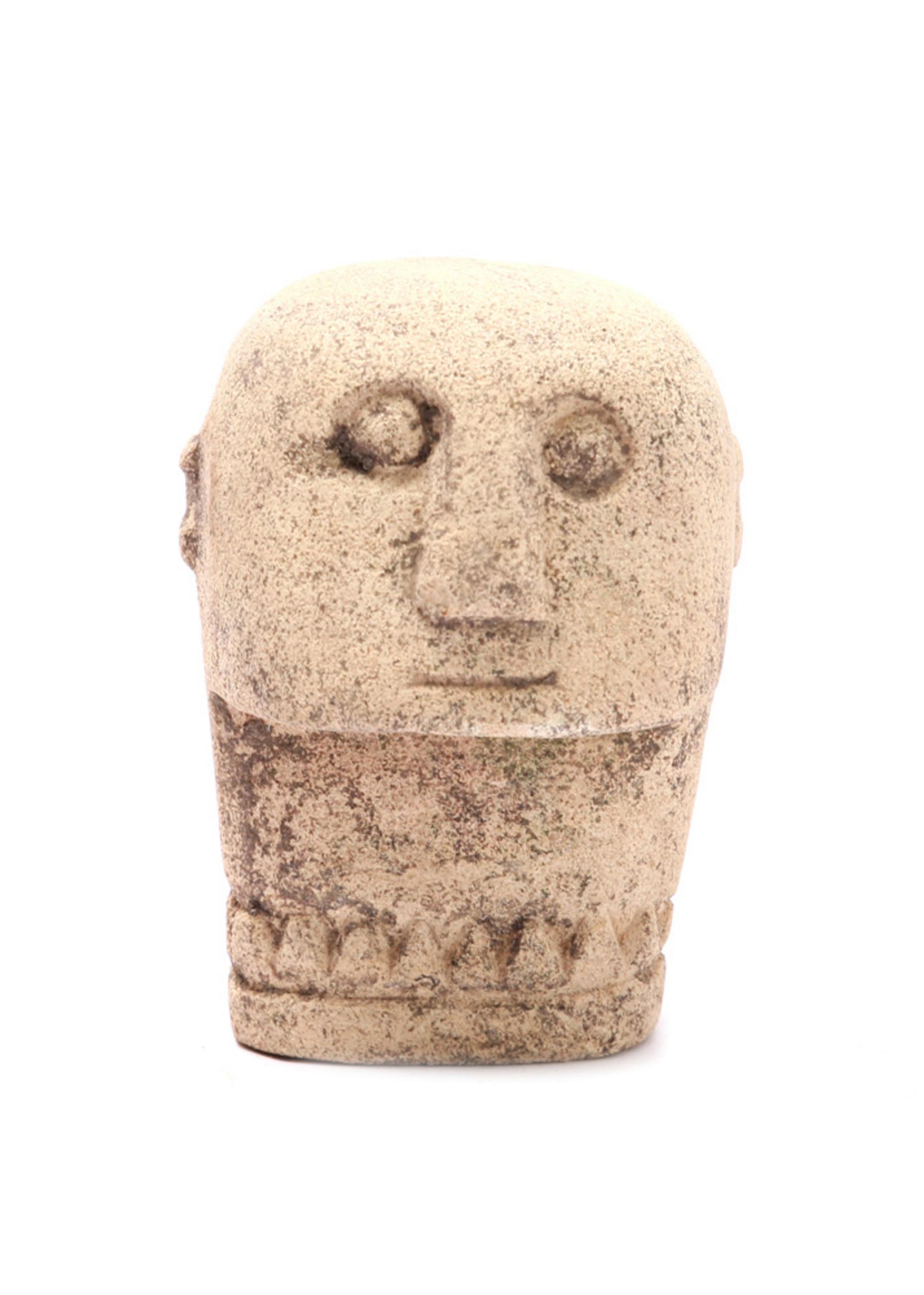 Sumba Stone Statue #09 - Natural