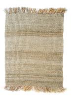 The Raffia Fringed Carpet