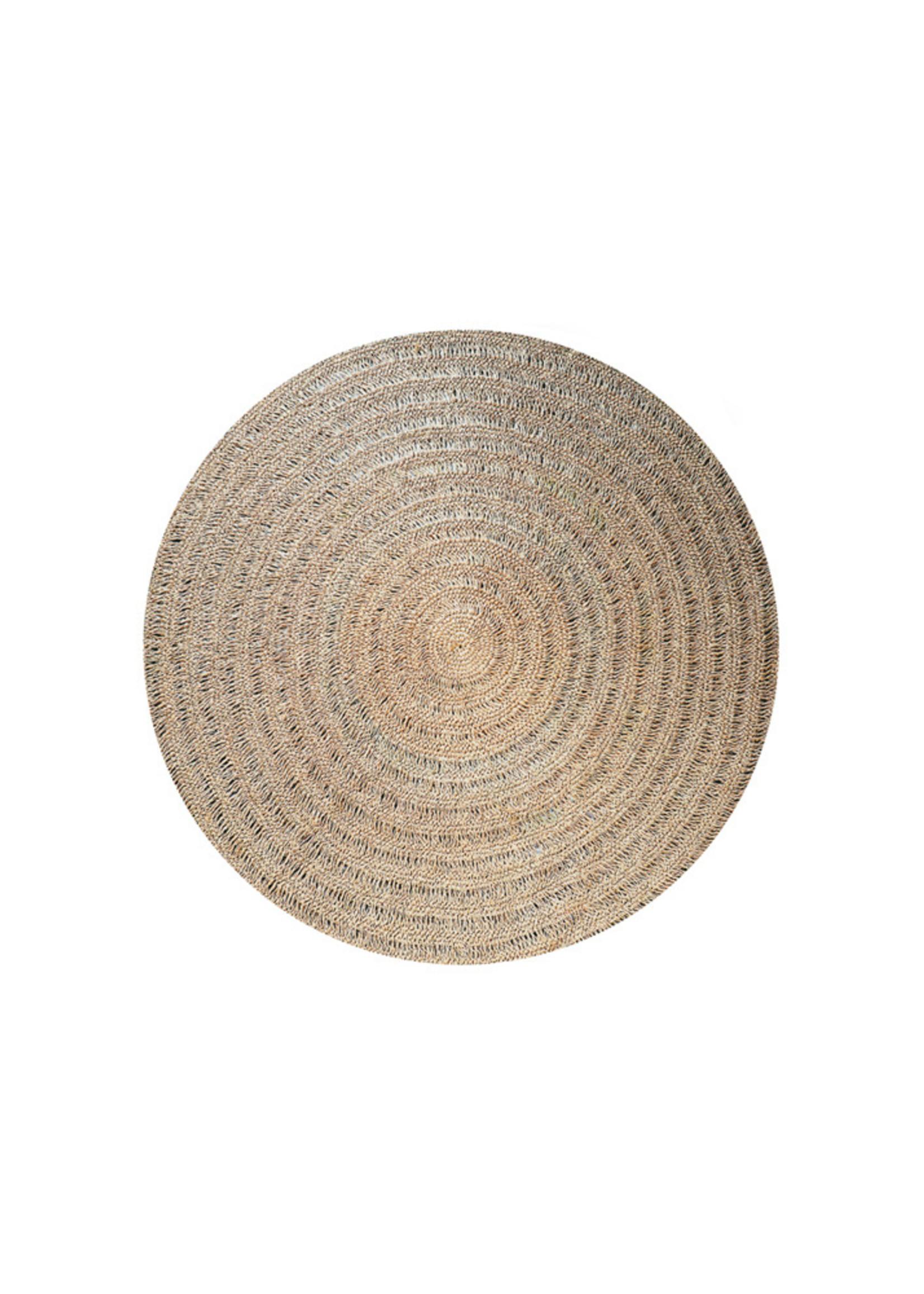 The Seagrass Carpet - Natural - 100cm