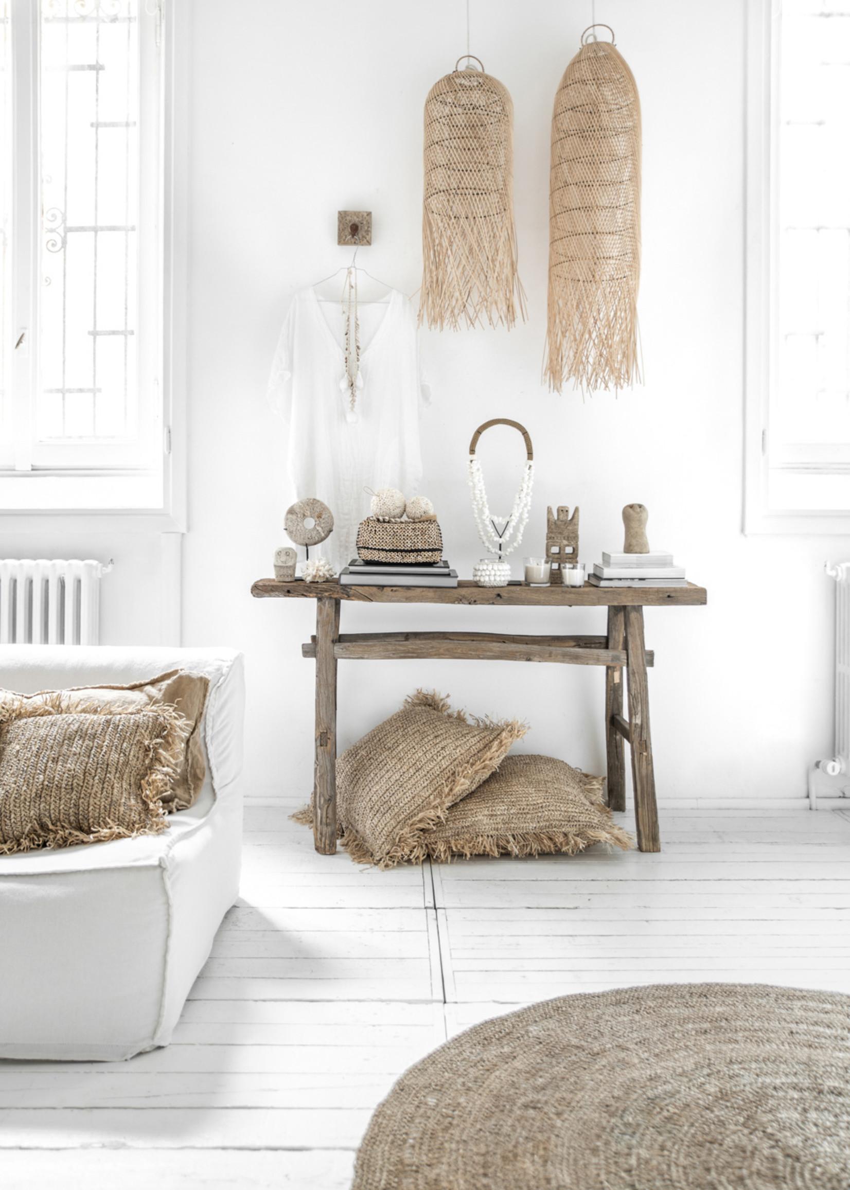 The Seagrass Carpet - Natural - 150cm
