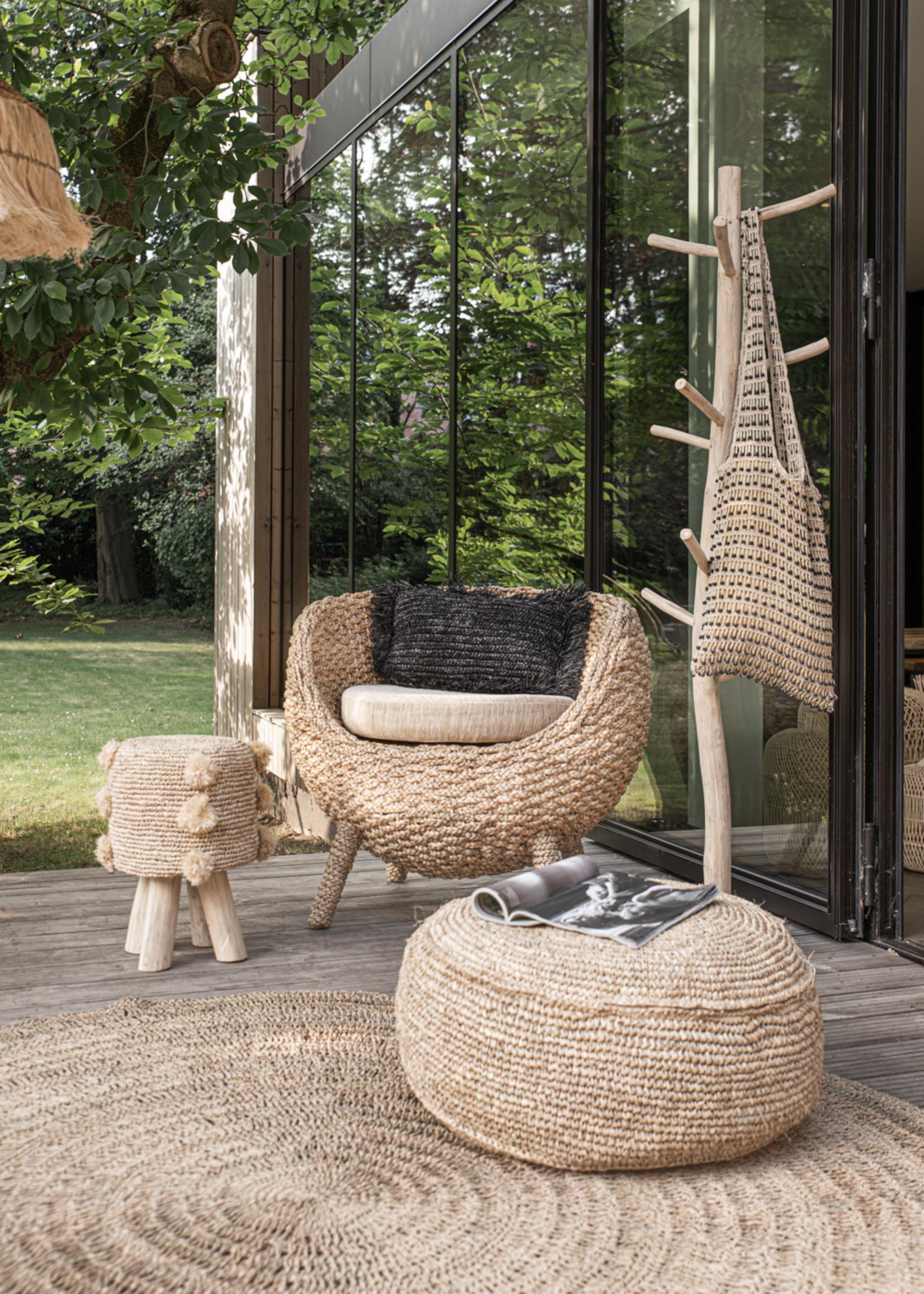 The Seagrass Carpet - Natural - 200cm