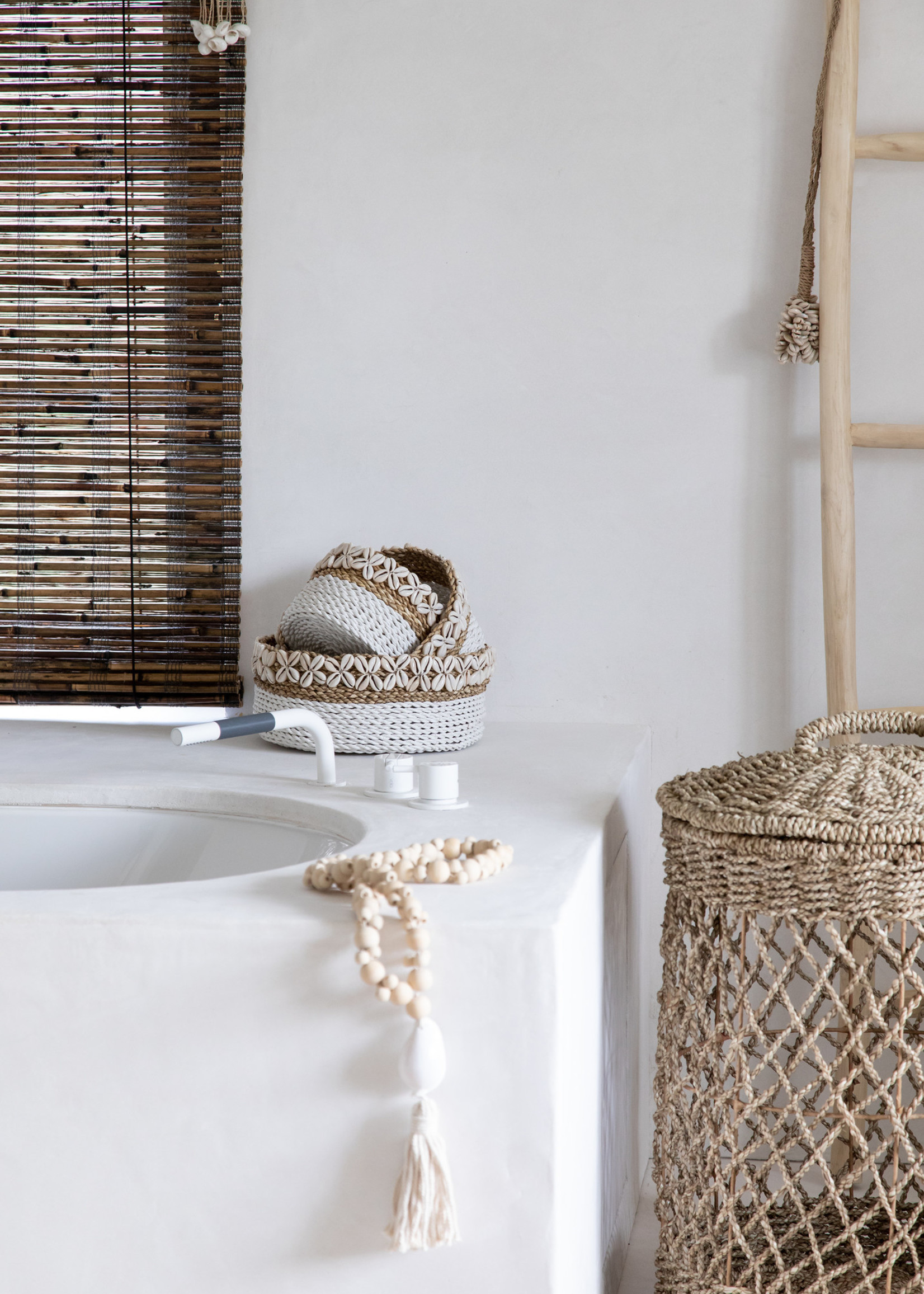 The Laundry Basket - Natural - L