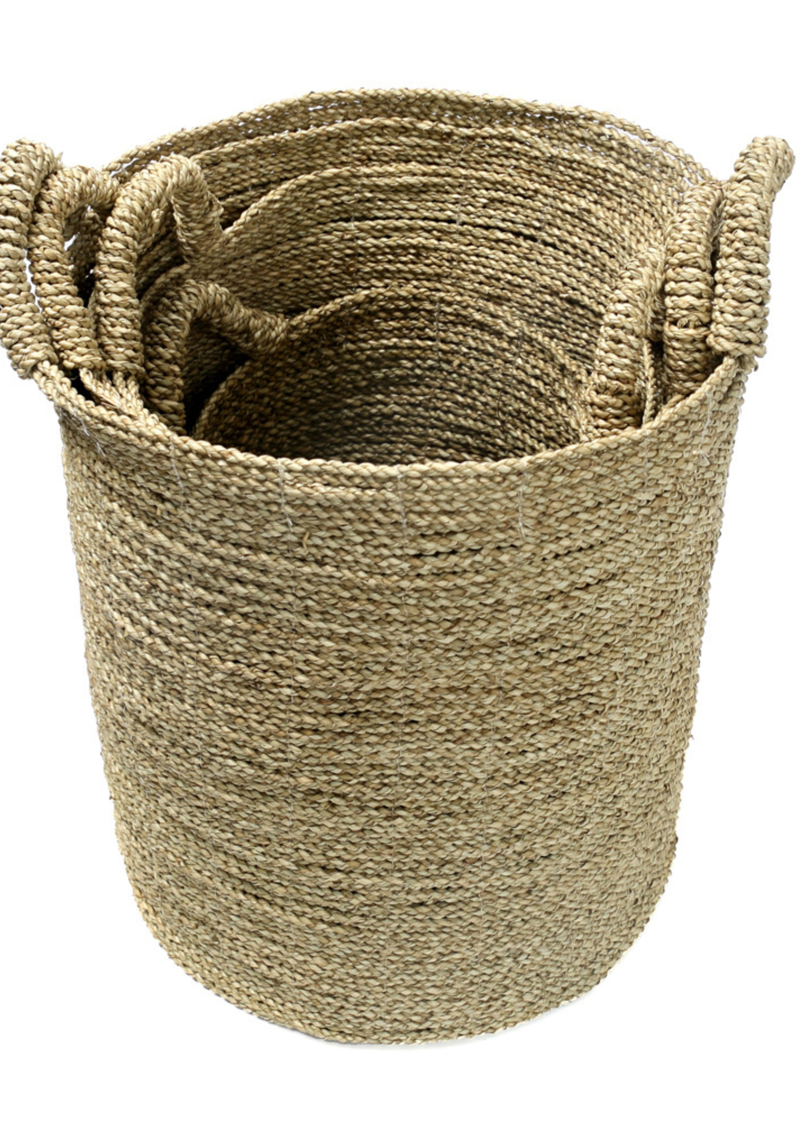 The Sensity Baskets - Natural - Set 4