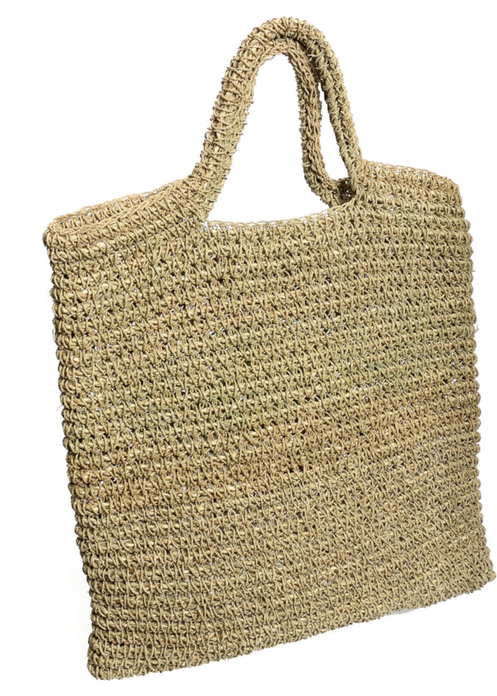 The Island Tote - Natural