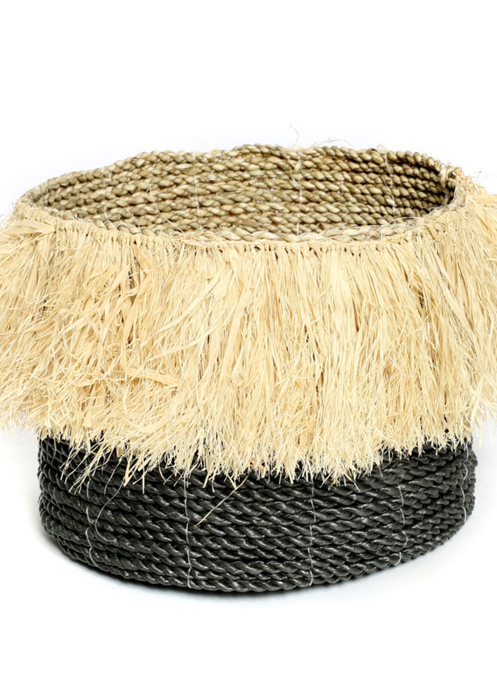 The Aloha Baskets - Black Natural - L
