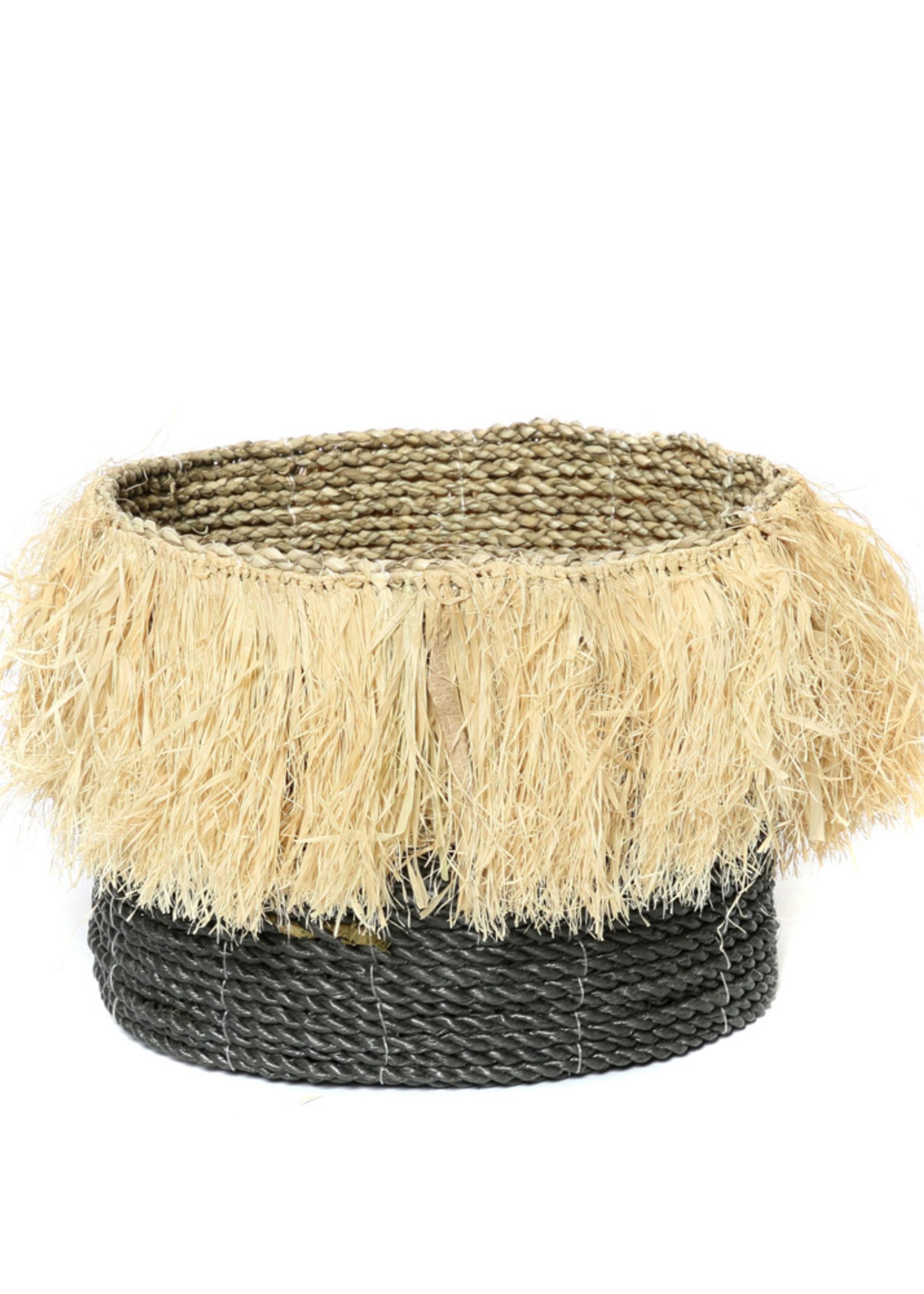The Aloha Baskets - Black Natural - M