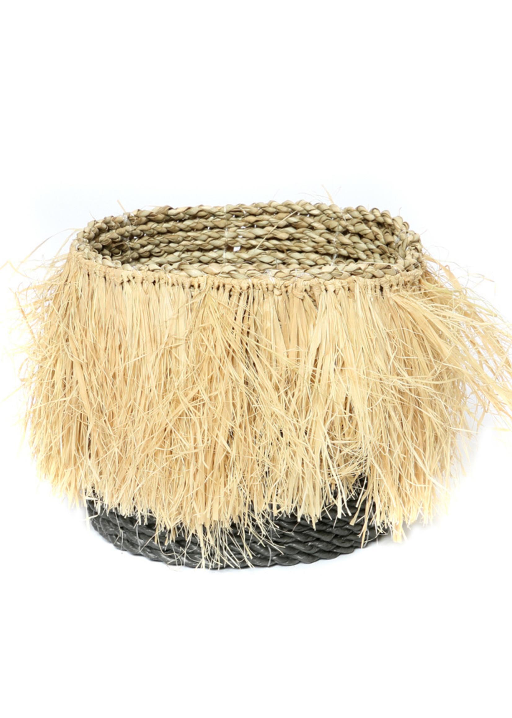 The Aloha Baskets - Black Natural - S