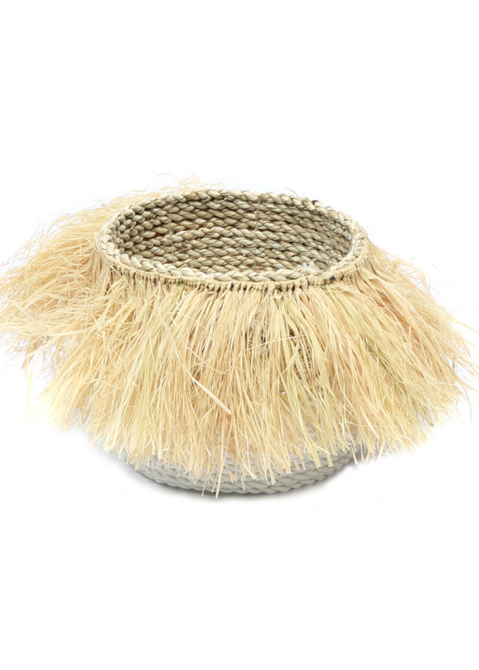 The Aloha Baskets - White Natural - S