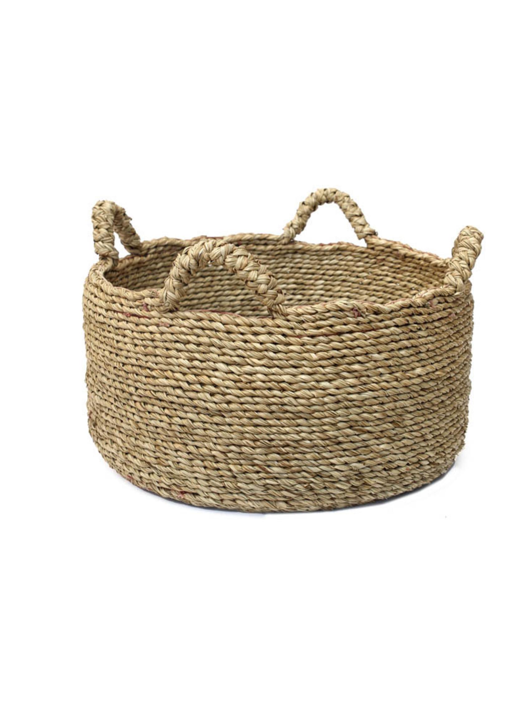 Les Quatre Mains Baskets - Natural - S