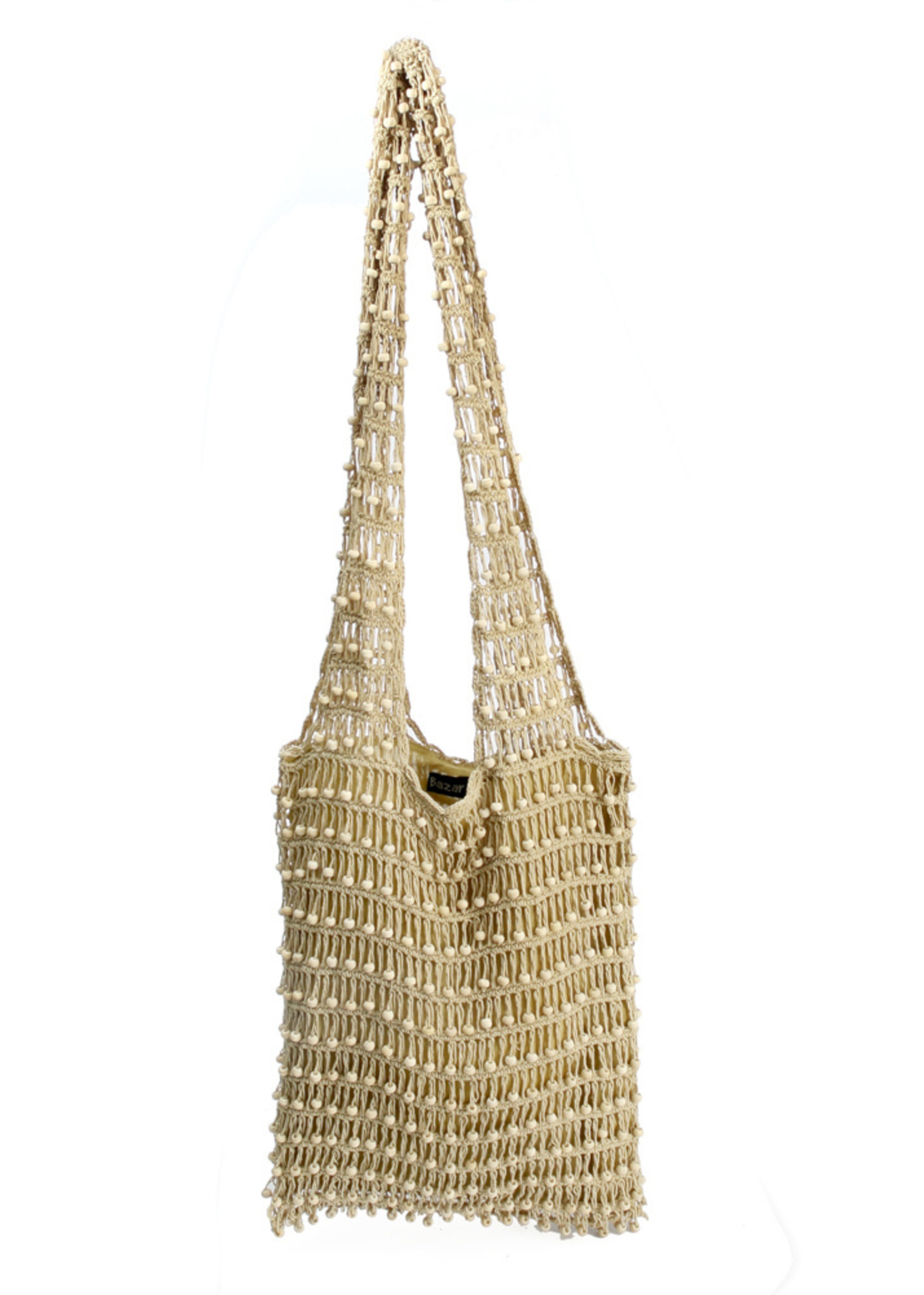The Day in Day out Tote - Cream White