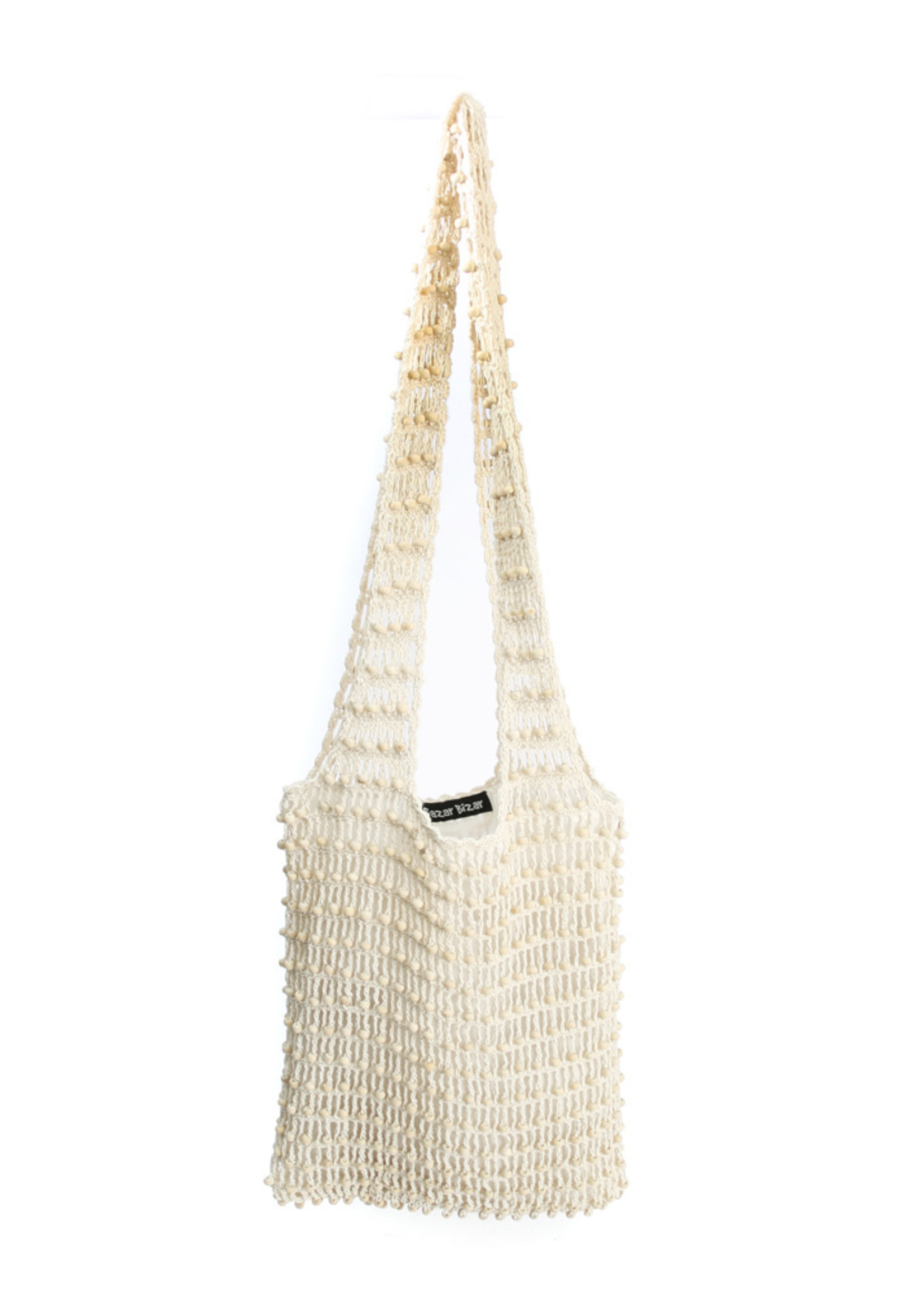 The Day in Day out Tote - White