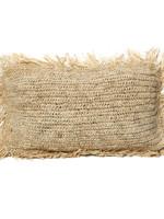 The Raffia Cushion Rectangular