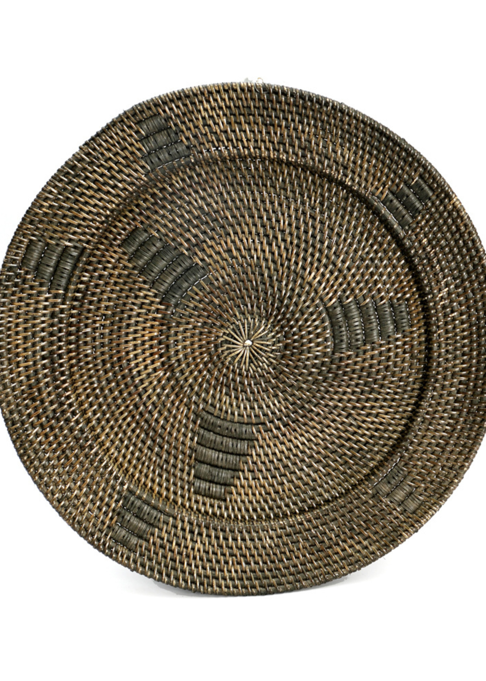 The Jasmine Plate - Brown - M